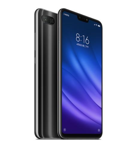 Smartfon Xiaomi Mi 8 Lite 6 / 64 GB czarny