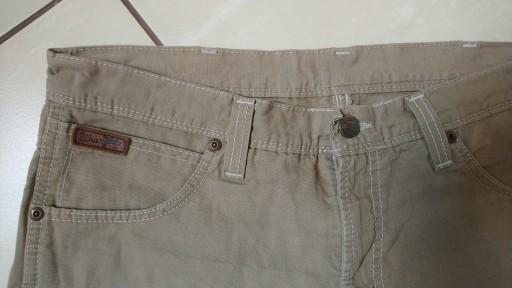 spodnie męskie Wrangler Roxboro W36_L32/34 pas90cm 10772484002 Odzież Męska Spodnie GK XRKMGK-6