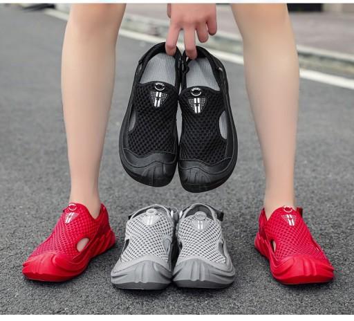 Męskie buty buty na codzień sandały r.44 10778847117 Obuwie Męskie Męskie DP DHGVDP-1