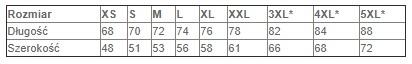 KOSZULKA KRÓTKI RĘKAW JHK T-SHIRT GREY MELANGE XL 9941843675 Odzież Męska T-shirty LJ SUDBLJ-4