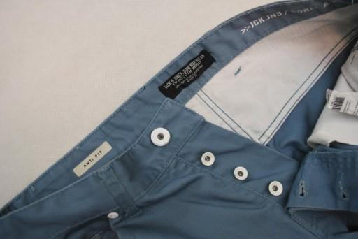 U Spodnie Jeans JackJones 33/32 Anti Fit USA 10582315643 Odzież Męska Jeansy CN FZZXCN-5
