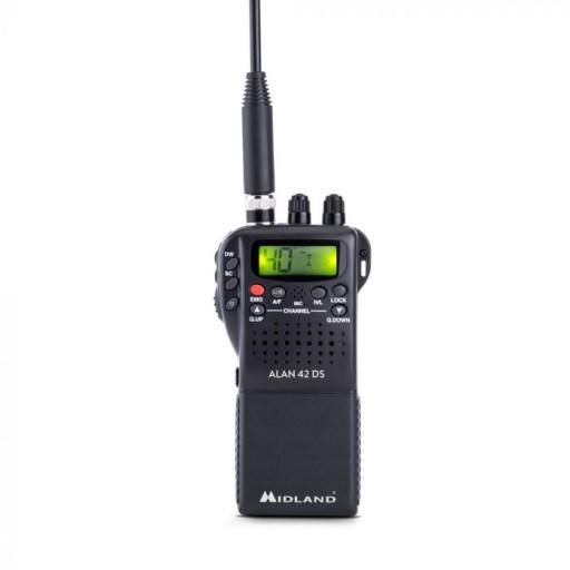 CB radio MIDLAND ALAN 42 DS Ręczniak