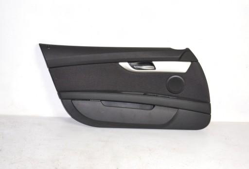 BMW Z4 E89 tapicerka boczek drzwi lewy