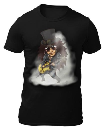 Koszulka GUNS N ROSES 07 L 9228405647 Odzież Męska T-shirty WG OSKZWG-8