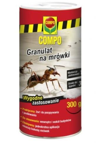 Silny Proszek Preparat Na Mrowki Duza Pojemnosc 9291369680 Allegro Pl