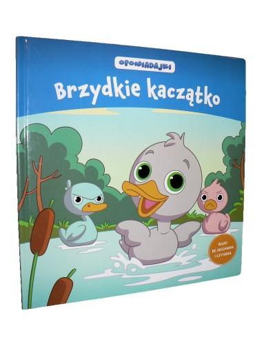 Opowiadajki - Brzydkie kaczątko - tom 7