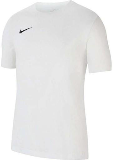 Koszulka męska Nike Dri-FIT Park 20 Tee biała CW69 10585855162 Odzież Męska T-shirty CA ICJMCA-4