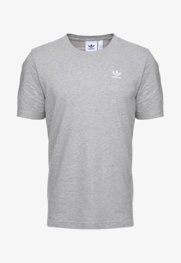 B5E204*ADIDAS ORGINALS SZARY T-SHIRT MĘSKI XL A00 10769116829 Odzież Męska T-shirty CV BOIUCV-3