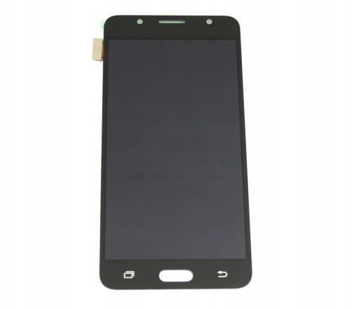 LCD EKRAN DOTYK CZARNY DO SAMSUNG J5 J510 2016