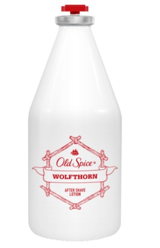 procter & gamble old spice wild collection - wolfthorn