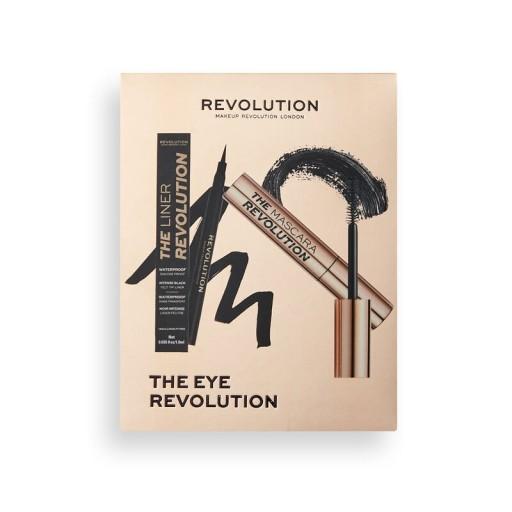 Makeup Revolution The Eye Revolution Zestaw Do Ocz