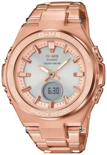 Zegarek Casio G-Shock MSG-S200DG-4AER ORYGINAŁ PL