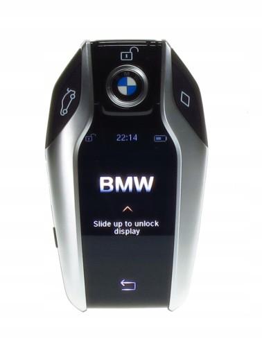 Pilot wyświetlaczem BMW G11 G12 434MHz