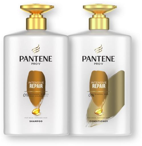 Pantene Pro-V Repair szampon + odżywka do włosów