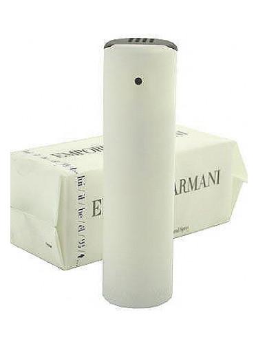 giorgio armani emporio armani white for him