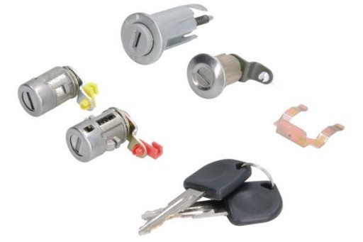 6010-42-007425P BLIC A SET LOCKS