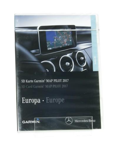 Garmin Map Pilot 2019 Mapy Mercedes A213 star2