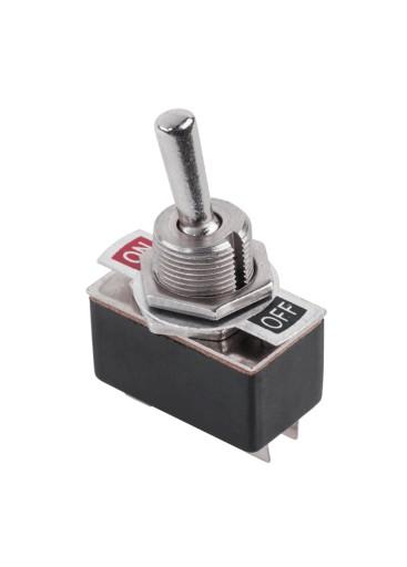 Przełącznik hebelkowy ON-OFF 2poz 4wyp lut.kn3-2