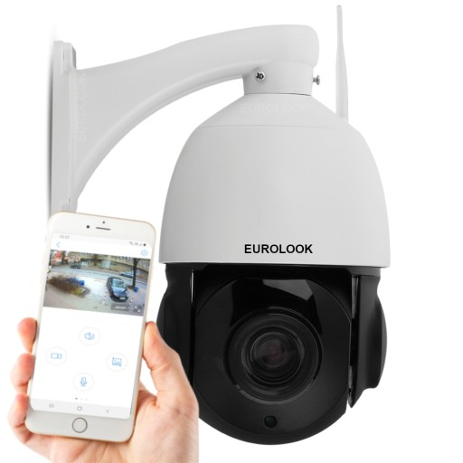 Nocna Kamera Ip Wifi 20x Zoom Obrotowa Full Hd 7922468021 Sklep Internetowy Agd Rtv Telefony Laptopy Allegro Pl
