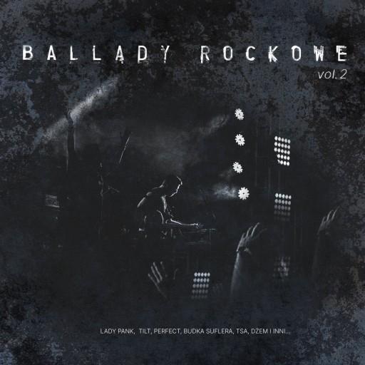 BALLADY ROCKOWE vol. 2 LP Dżem Lady Pank Daab