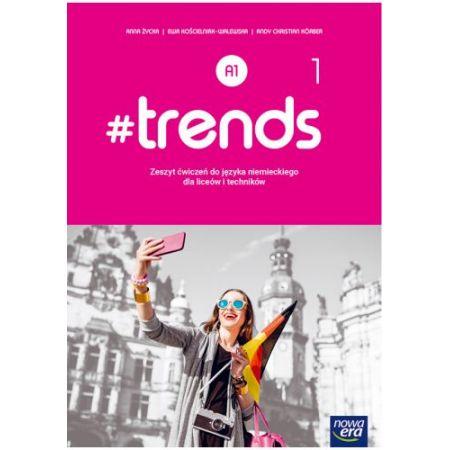 #trends 1 Zeszyt ćwiczeń Niemiecki A1 Nowa Era