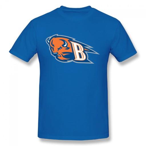 Bucknell Bison College meski podkoszulek t-shirt 10679203152 Odzież Męska T-shirty IC TUYNIC-6