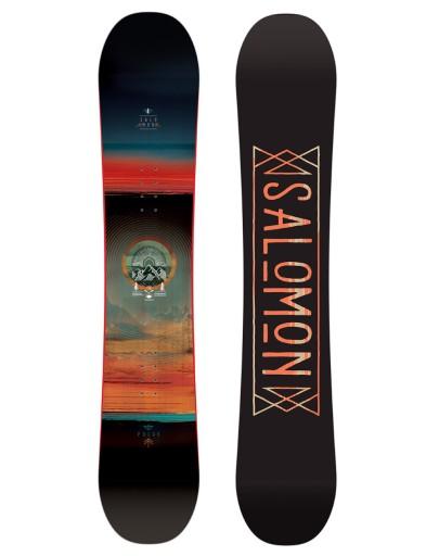 Deska Snowboardowa Salomon Pulse 163 9712678410 Allegro Pl