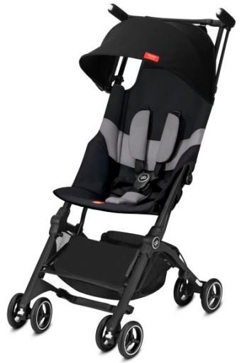 GB wózek POCKIT+ All Terrain Velvet Black