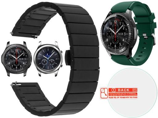 zegarek samsung gear s3 frontier allegro