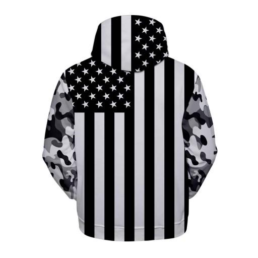 z kapturem Sweter z kapturem dla par Sweter męski 9813495223 Odzież Męska Swetry PW IHAXPW-1