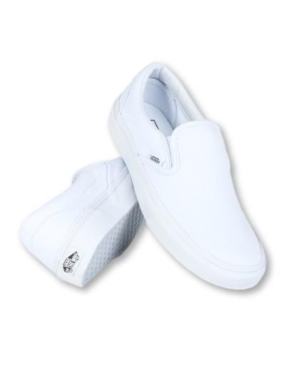 Vans U CLASSIC SLIP ON V00EYEW00 True White 4