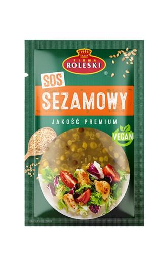 Roleski SASZETKA Sos/Dressing Sezamowy 50g