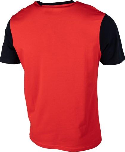 KOSZULKA MĘSKA SPORTOWA BAWEŁNA CREWNECK CHAMPION 10464005123 Odzież Męska T-shirty BH KKZYBH-9