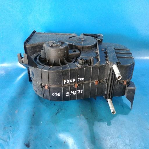 RADIATORIUS SMART FORTWO 0.6 B T 0001108V019