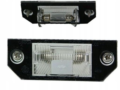 APSVIETIMAS NUMERIU FORD FOCUS II C-MAX C214 MK2