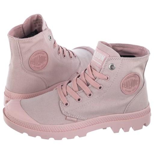 wyglądają dobrze wyprzedaż buty przed Sprzedaż tania wyprzedaż usa Buty Damskie Trampki Palladium Mono 73089 Różowe