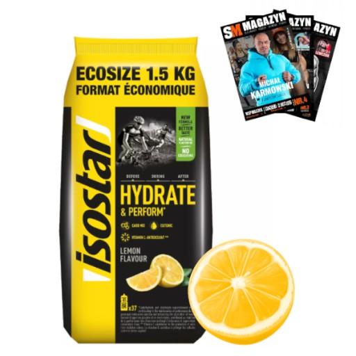 Isostar Koncentrat 1500g Napoj Izotoniczny Hydrate 6742984053 Allegro Pl