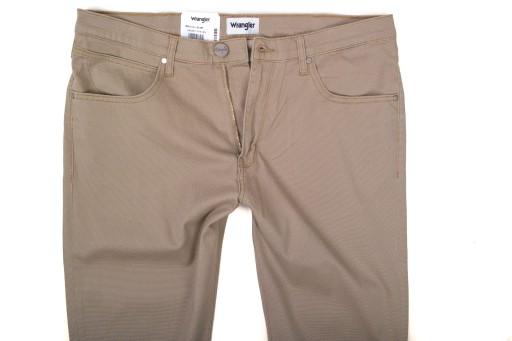 Wrangler Arizona Stone W36 L34 W12OXB40V 10721241712 Odzież Męska Spodnie PL IZLQPL-5