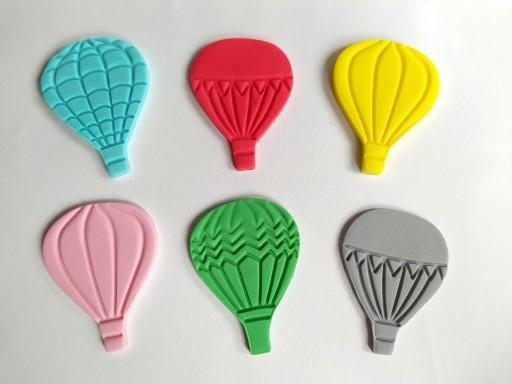 Balony Latajace Z Koszem Z Masy Cukrowej 4 Szt 9352450865 Allegro Pl