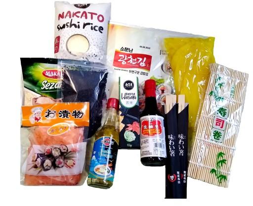 Zestaw Do Sushi 11 Produktow 5389778773 Allegro Pl