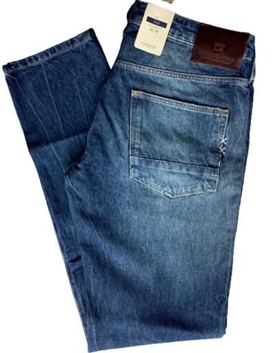 Scotch Amp Soda Tye Spodnie Jeansy 32 34 Pas 88 10015427278 Allegro Pl