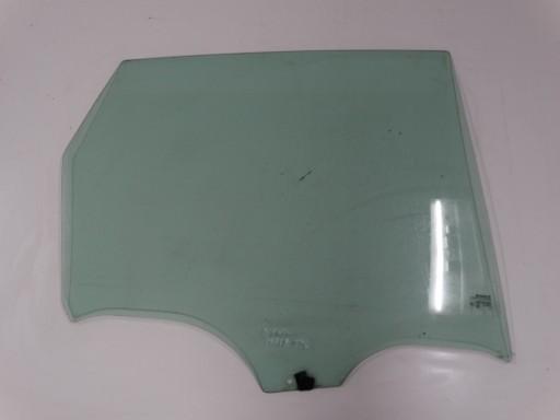 DOOR GLASS RENAULT SCENIC RIGHT REAR 43R-001583 5.