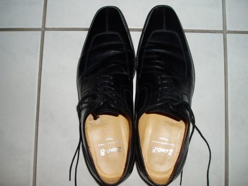 ZENO.B - męskie, skÓrzane buty/42 10796528768 Obuwie Męskie Męskie HX MWDNHX-3