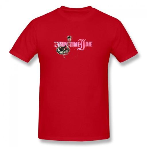 every time i die meski podkoszulek t-shirt 10690219208 Odzież Męska T-shirty FK RJTBFK-7