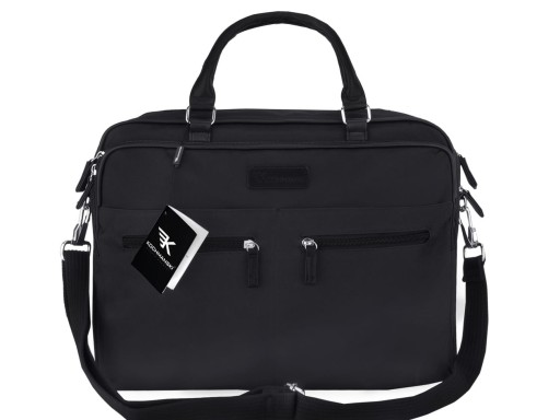 KOCHMANSKI torba na laptopa 15,6 dokumenty sztywna