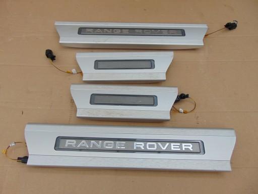 LAND ROVER RANGE ROVER SPORT SLENKSCIAI CPLA13245CB