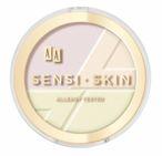AA Sensi Skin 3w1 Holograficzny set do twarzy 9 g