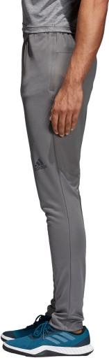 Spodnie Adidas CD7835 M Szare 9983101356 Odzież Męska Spodnie RA QCCWRA-3