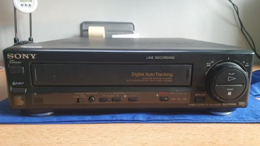 Magnetowid Video Deck Cassett Sony SLV-P51EE #OsBo
