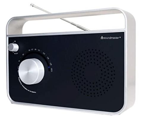 RADIO PRZENOŚNE AM FM ZASIL BATERIAMI LUB SIECIOWE